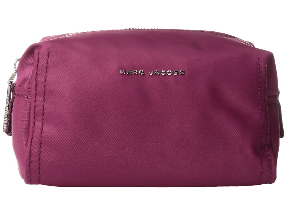 Marc Jacobs Easy Cosmetics Large Cosmetic (Wild Berry) Cosmetic Case