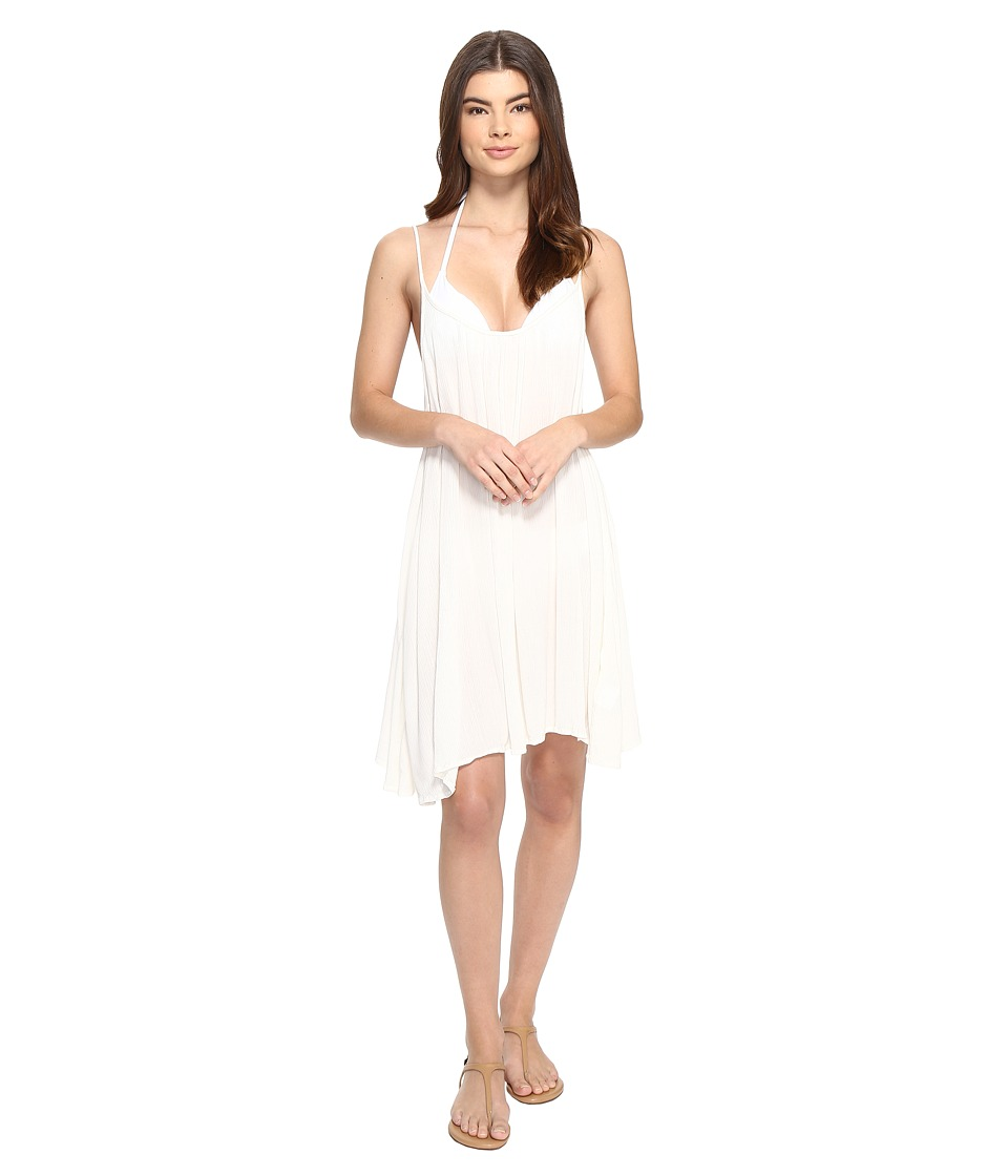 Roxy Windy Fly Away Dress Cover-Up (Marshmellow 2) Women