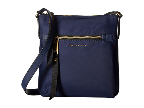 Marc Jacobs Trooper North/South Crossbody - Midnight Blue