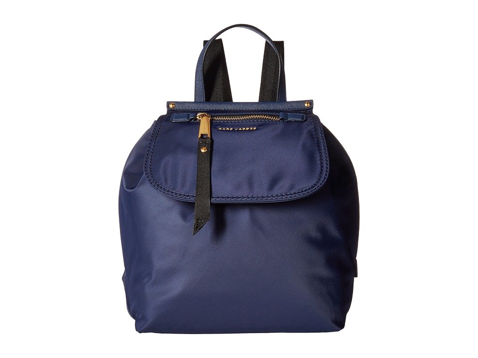 Marc Jacobs - Trooper Backpack (Midnight Blue) Backpack Bags