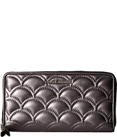 Marc Jacobs - Matelasse Metallic Standard Continental Wallet