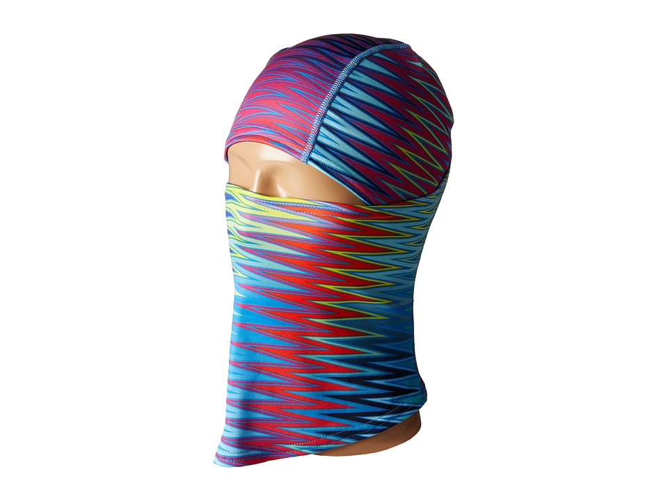 Spyder - T-Hot Pivot Balaclava (Multicolor) Knit Hats