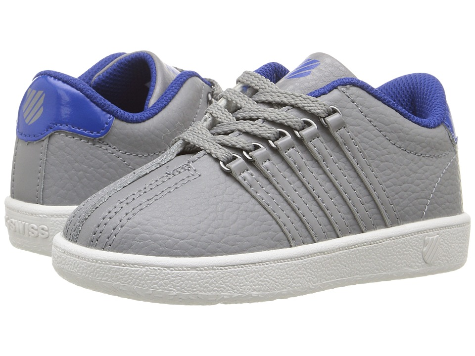 K-Swiss Kids Classic VN (Infant/Toddler) (Stingray/Classic Blue) Boys Shoes