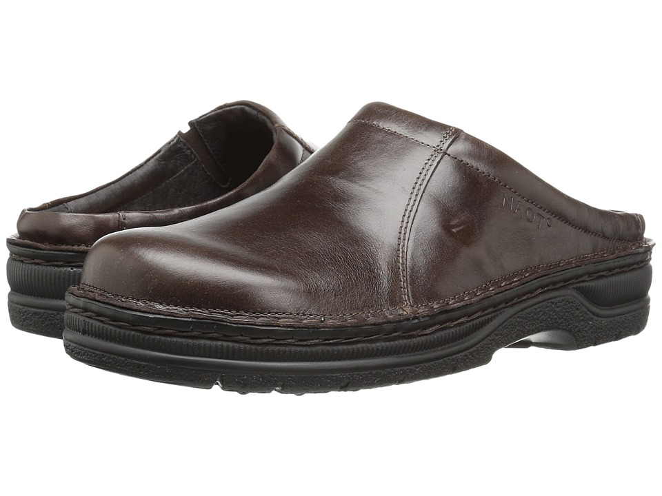 Naot Footwear - Bjorn (Walnut Leather) Men