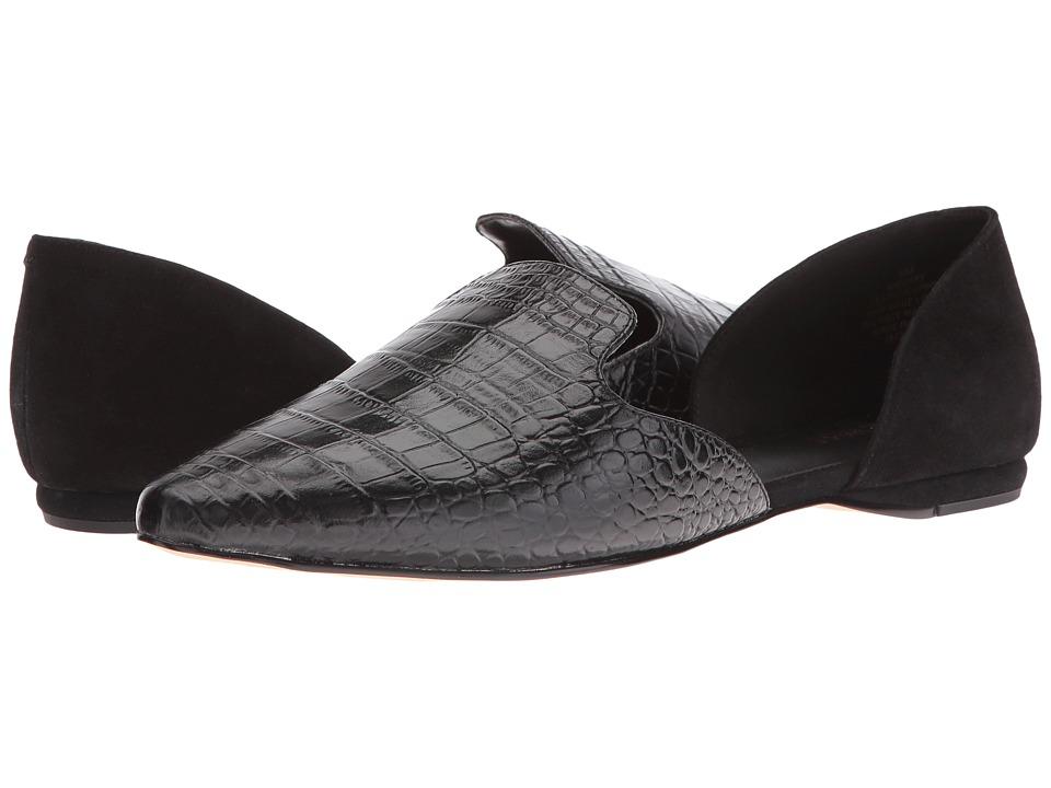Nine West Shay (Black/Black Croc) High Heels