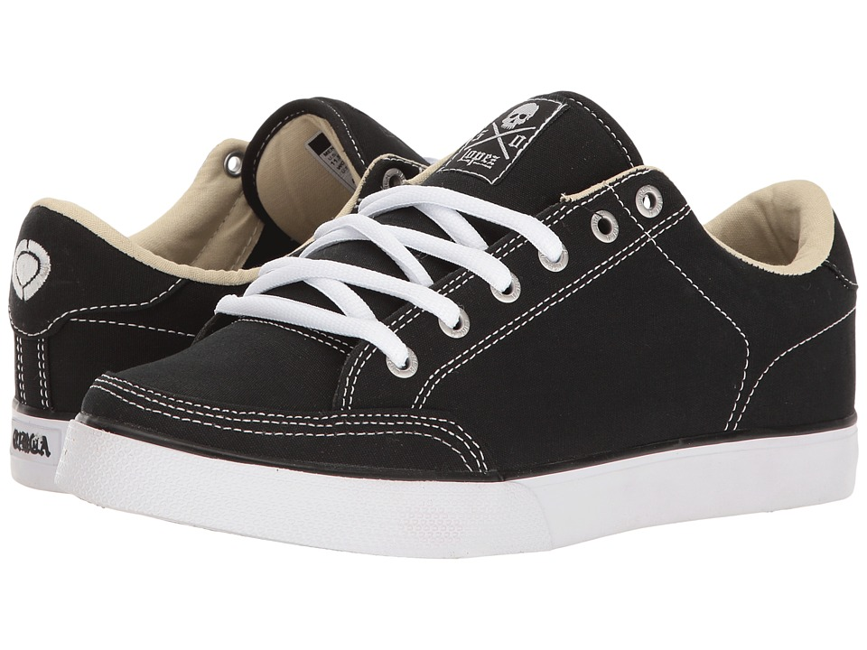 Circa AL50 (Black Canvas/White) Men