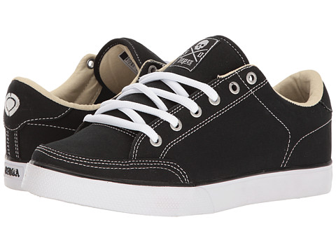 Circa AL50 - Black Canvas/White