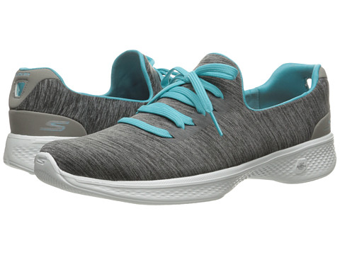 SKECHERS Performance Go Walk 4 - A.D.C. - Gray/Blue