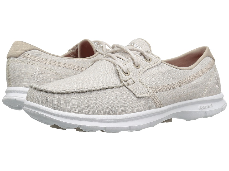 SKECHERS Performance Go Step Marina (Taupe) Women