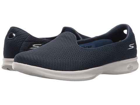 SKECHERS Performance Go Step Lite - Origin - Navy/Gray