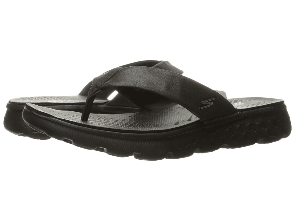SKECHERS Performance On-The-Go 400 Essence (Black) Women