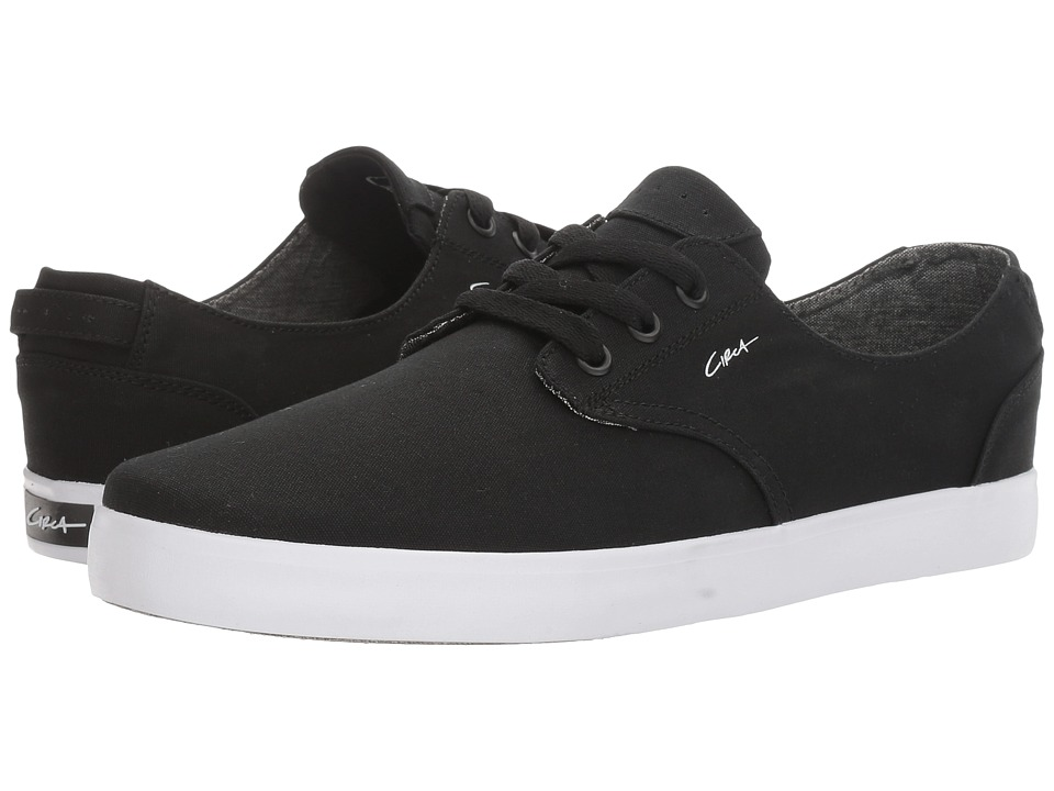 Circa Harvey (Black/White/Gum) Men