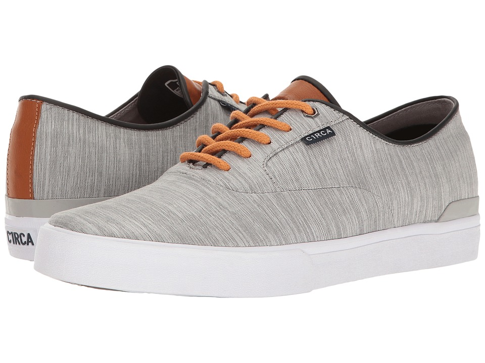 Circa Kingsley (Light Gray/Tobacco) Men