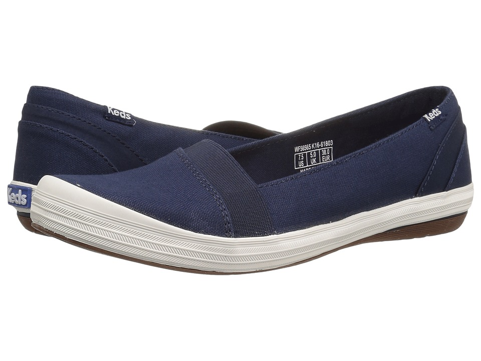 Keds Cali Slip-On (Navy 2) Women