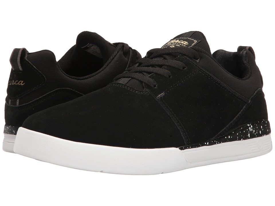Circa Neen (Black/White/Gum) Men