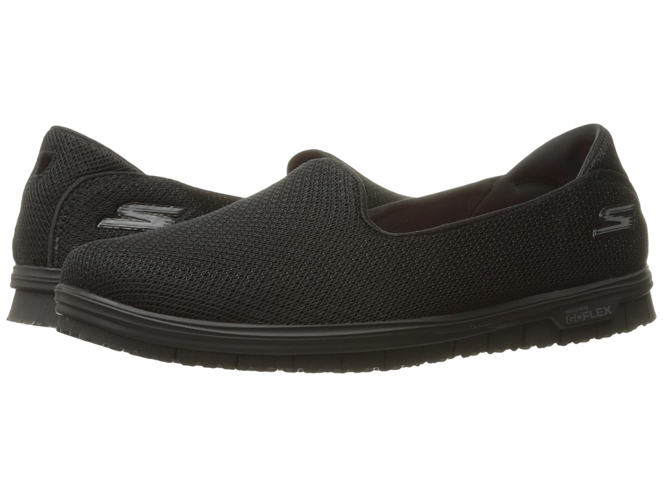SKECHERS Performance Go Mini Flex (Black) Women