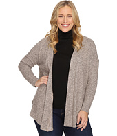 B Collection by Bobeau Curvy - Plus Size Syden Relaxed Cardigan