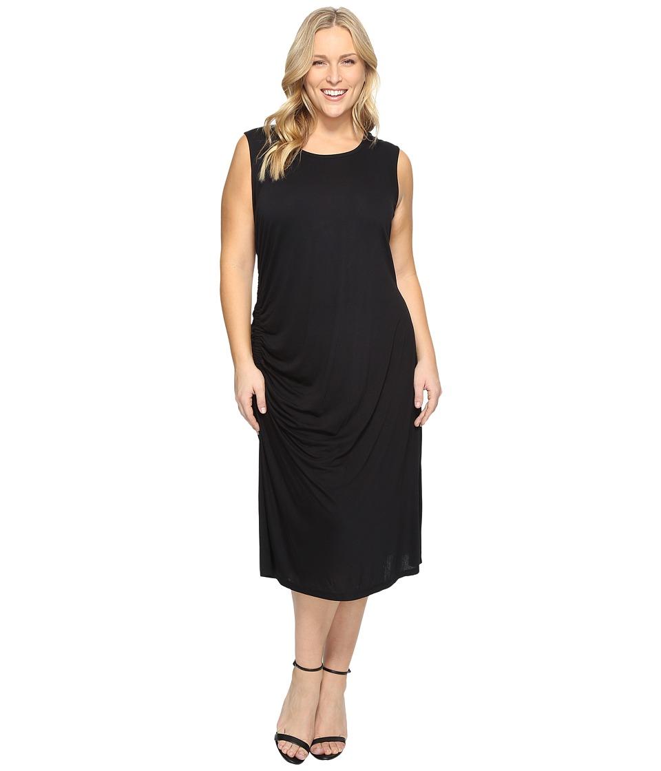 B Collection by Bobeau Curvy - Plus Size Camari Knit Dress