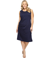 B Collection by Bobeau Curvy - Plus Size Camari Knit Dress