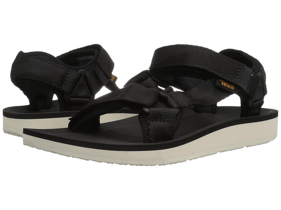 Teva Original Universal Premier (Black) Women's Shoes