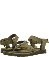 Teva - Original Sandal Leather Fringe