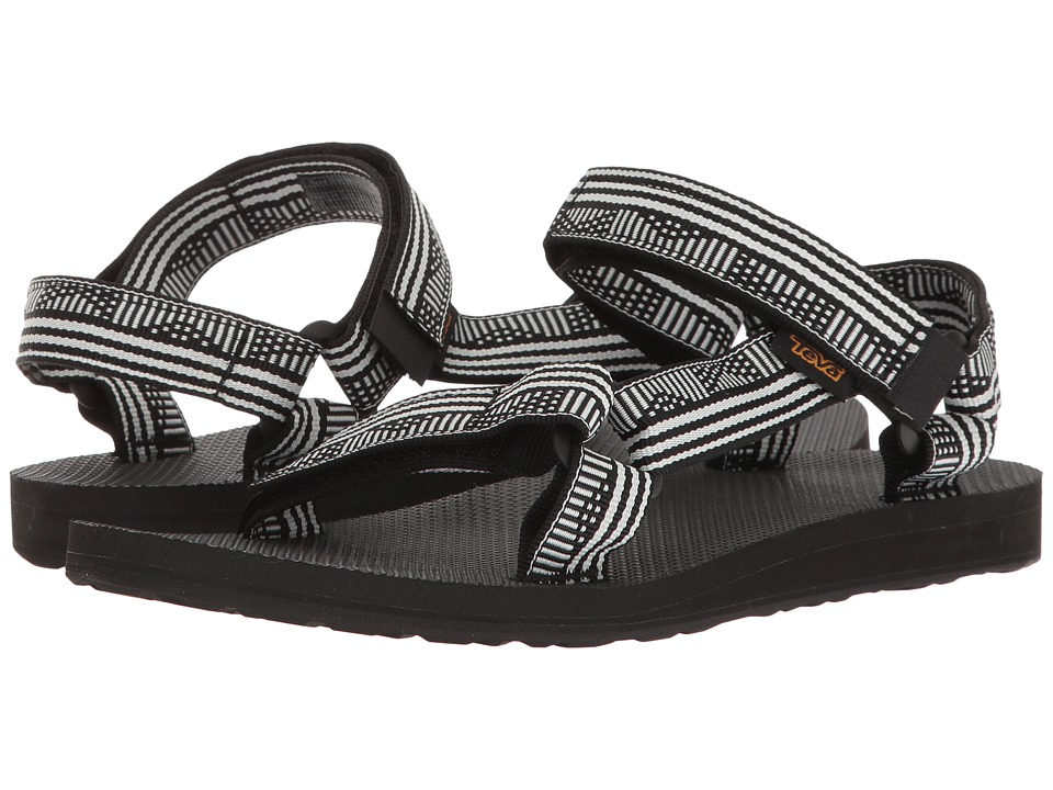 Teva Original Universal (Campo Black/White) Sandals