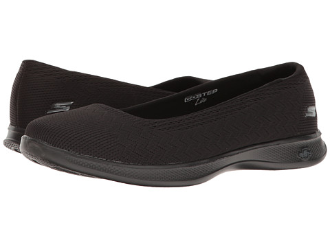 SKECHERS Performance Go Step Lite - Solace - Black