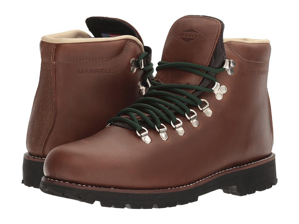 Merrell Wilderness USA (Mogano) Men's Shoes
