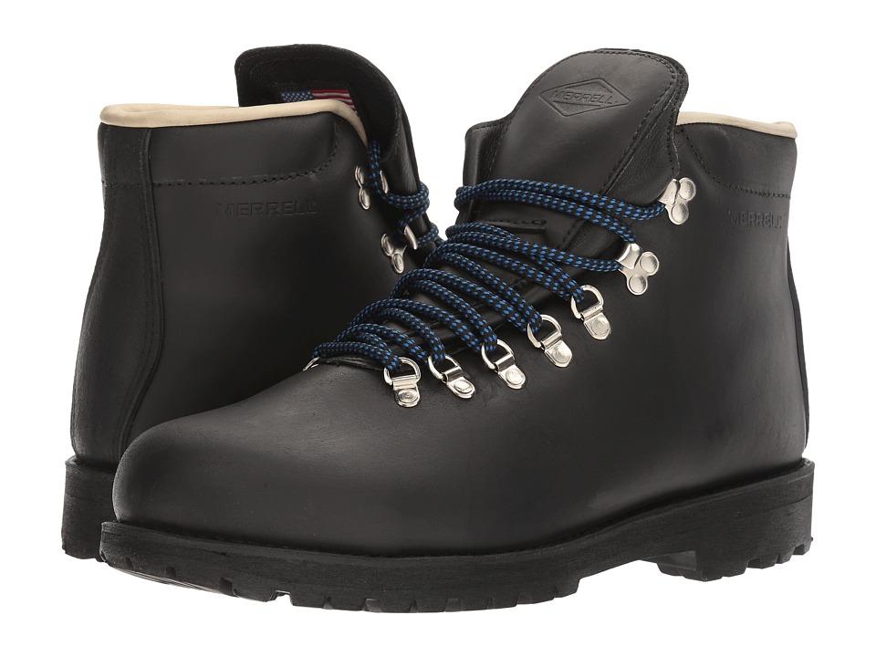 Merrell Wilderness USA (Black) Men's Shoes