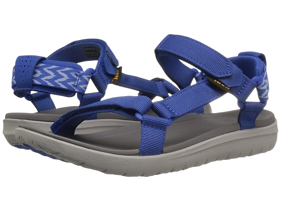 Teva Sanborn Universal (Nautical Blue) Women
