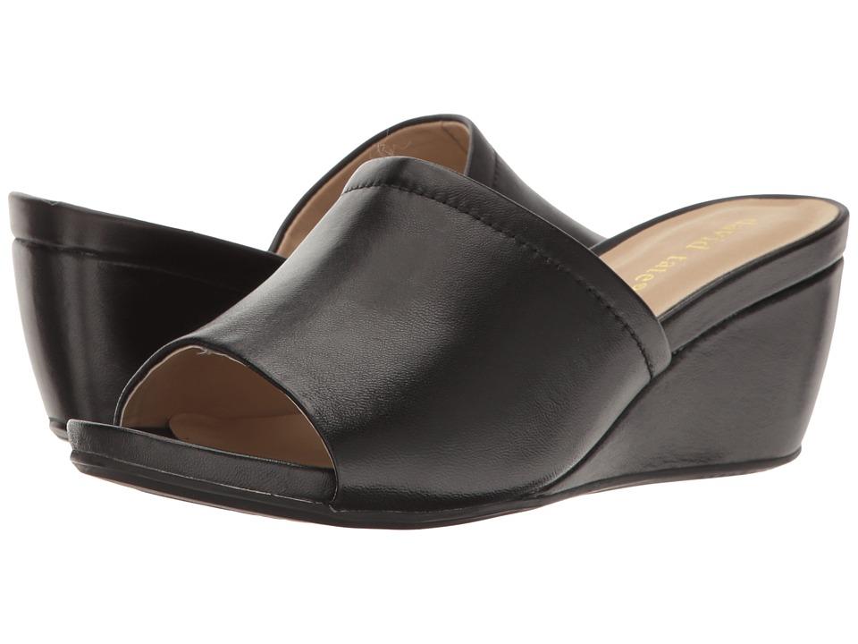 David Tate - Mint (Black Lamb) Womens Wedge Shoes