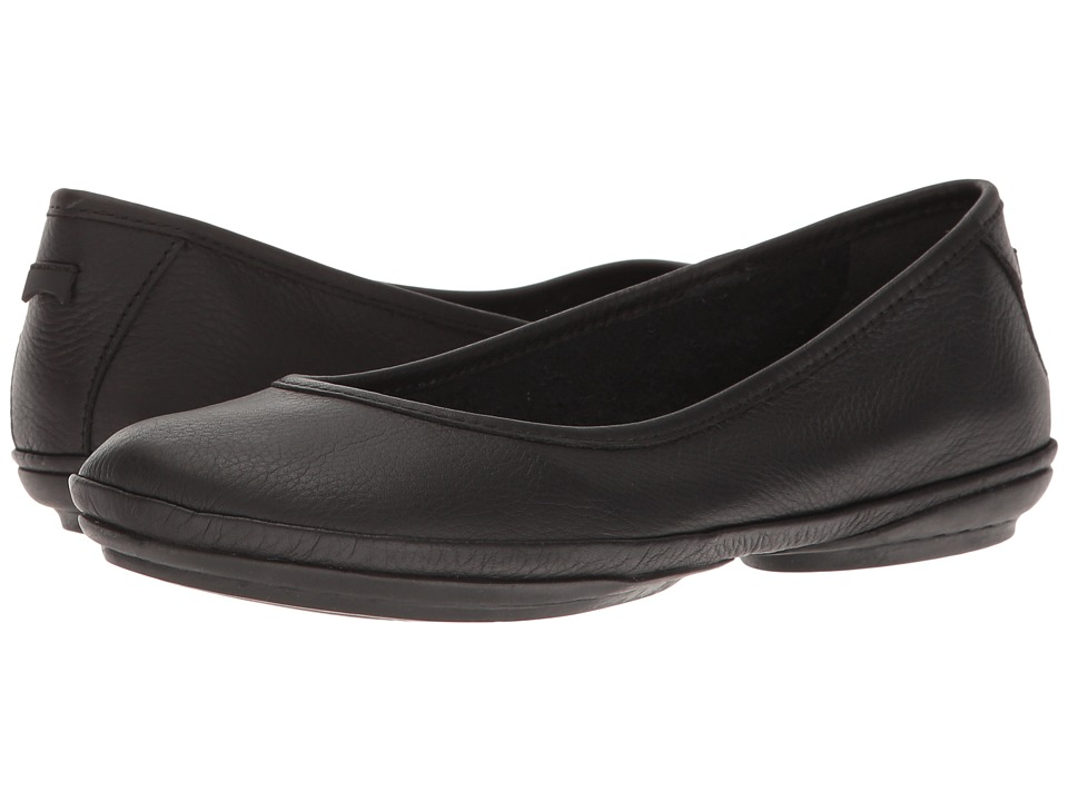 Camper Right Nina - K200387 (Black) Slip-On Shoes