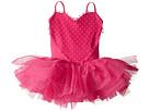 Heart Mesh Camisole Tutu Dress (Toddler/Little Kids/Big Kids)