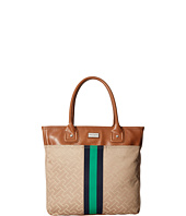 Tommy Hilfiger - TH Logo Stripe Tote