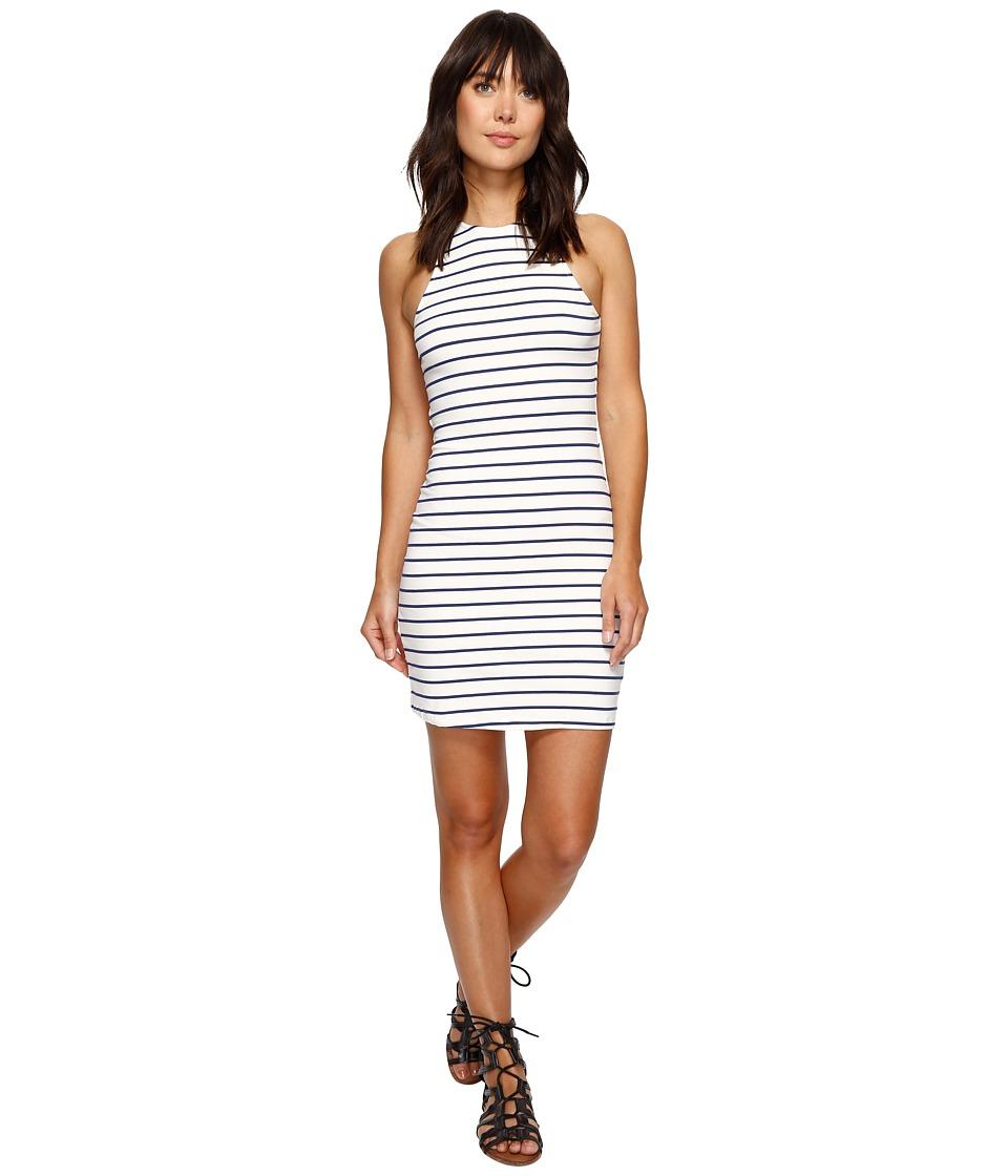 Roxy Ano Nuevo 2 Dress (Marshmallow Signature) Women