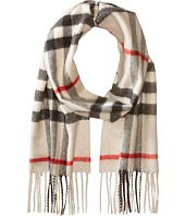 Burberry Kids - Exploded Check Cashmere Scarf (Little Kids/Big Kids)
