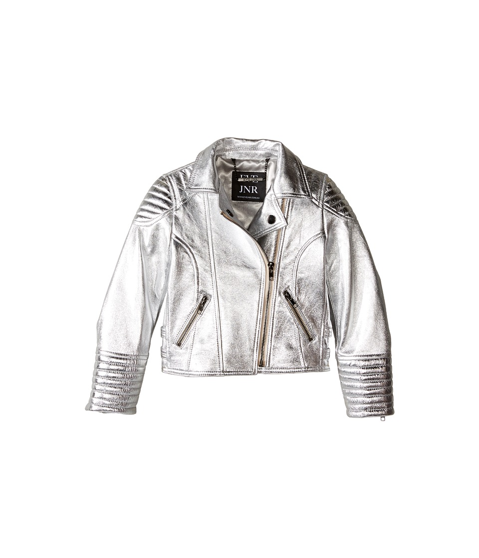 eve jnr - Luxe Leather Jacket