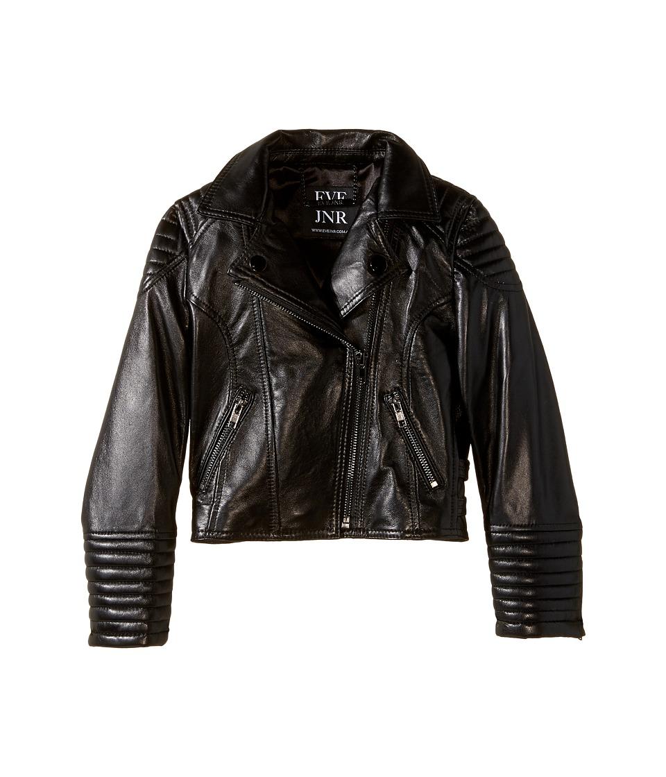 eve jnr - Leather Moto Jacket
