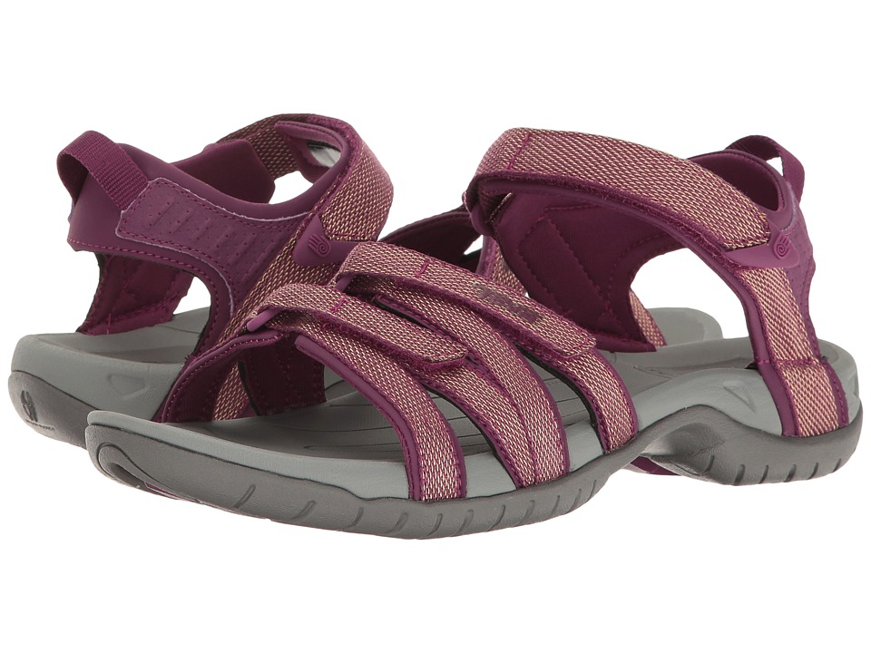 Teva Tirra (Zaca Dark Purple Gold) Women