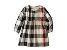 Burberry Kids Emalie Check Dress (Infant/Toddler)