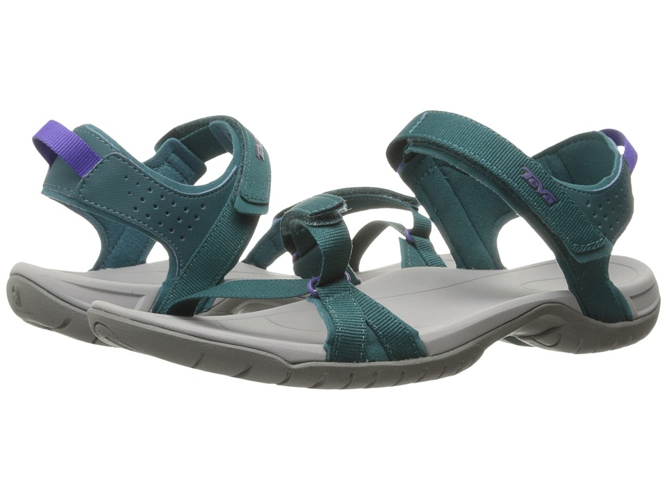 Teva Verra (Deep Teal) Sandals