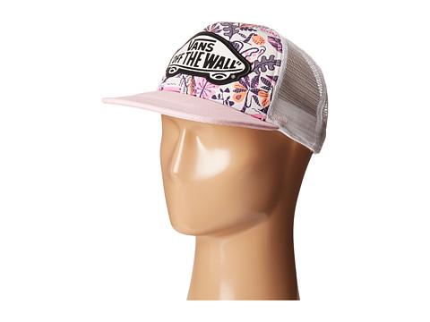 Vans Beach Girl Trucker Hat - Floral Jacquard