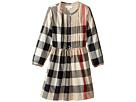 Burberry Kids Cassie Check Dress (Little Kids/Big Kids)