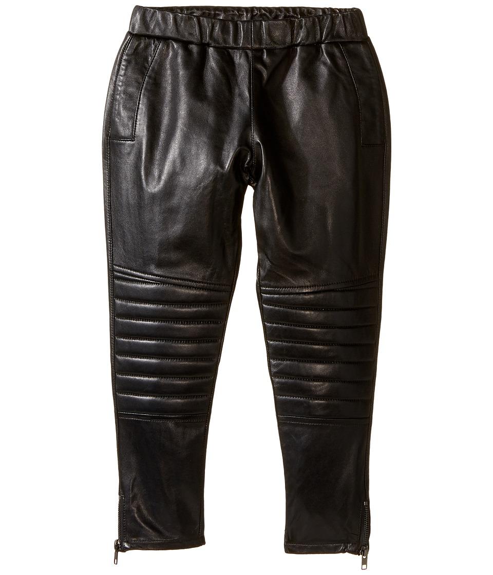 eve jnr - Leather Harem Pants