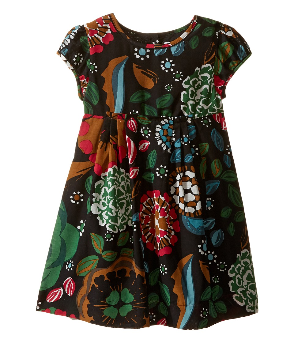 Burberry Kids - Mini Wendie Floral Short Sleeve Dress (In...
