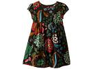 Burberry Kids Mini Wendie Floral Short Sleeve Dress (InfantToddler)