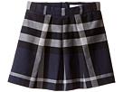 Burberry Kids Kittie Check Pleated Skirt (Little Kids/Big Kids)