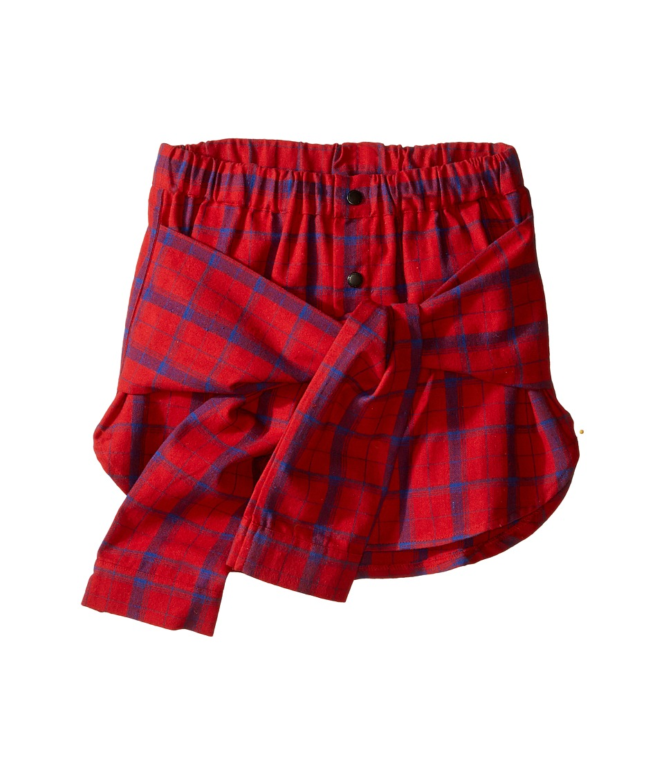 eve jnr - Wrap Shirt Skirt