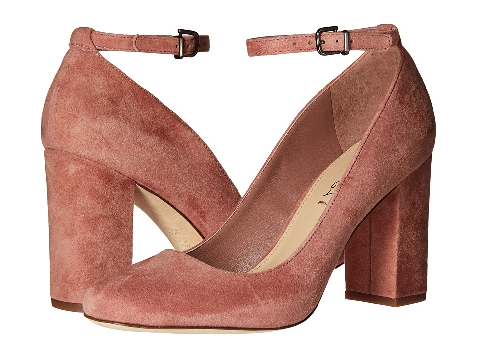 Via Spiga - Selita (Dusty Rose Suede) High Heels