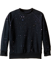 Munster Kids - Night Sky Sweatshirt (Toddler/Little Kids/Big Kids)